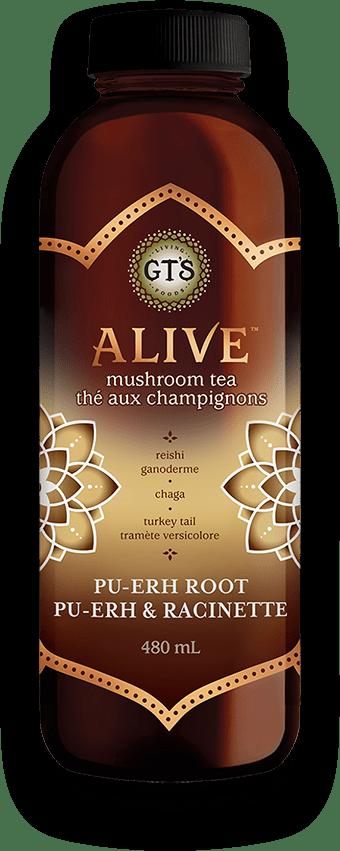Pu-erh Root