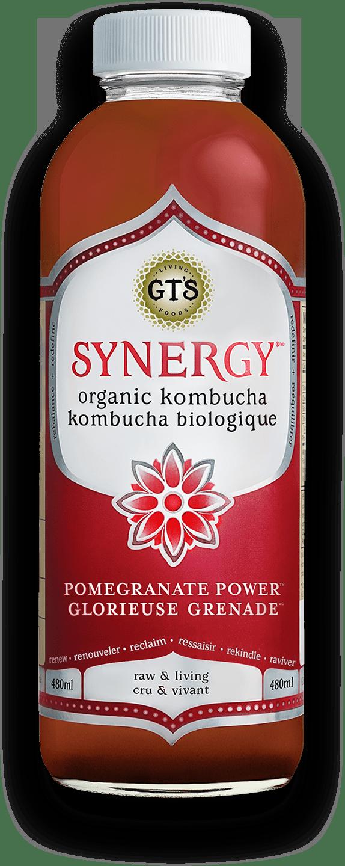 Pomegranate Power